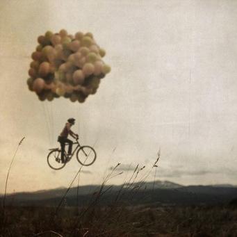 Fantasie ist alles.
