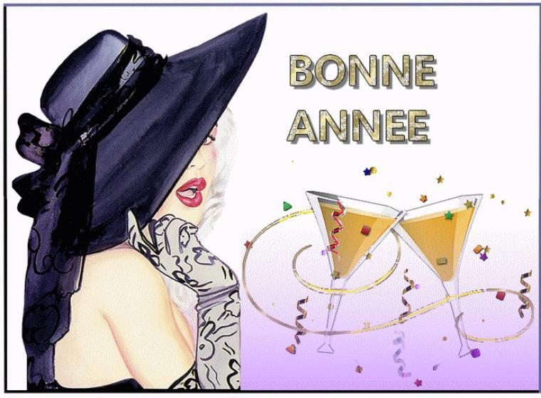 (l) (l) BONNE ANNEE ET MEILLEURS VOEUX MES AMIS(ES) (l) (l)