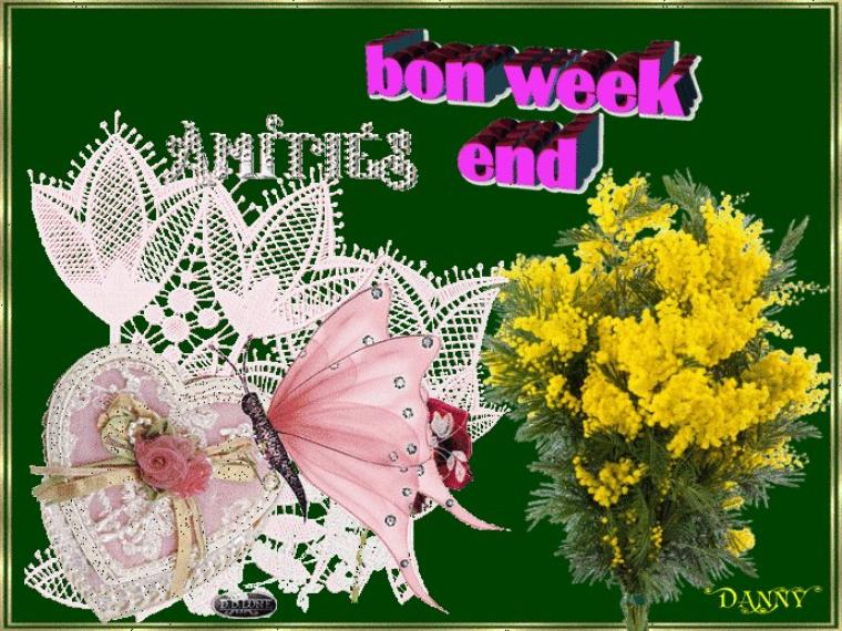 (l) (l) TRES AGREABLE WEEK-END (l) (l)