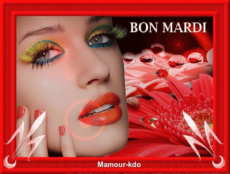 (l) (l) BON MARDI (l) (l)