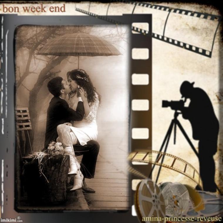 (l) (l) EXCELLENT WEEK-END MES AMIES(S)  (l) (l)