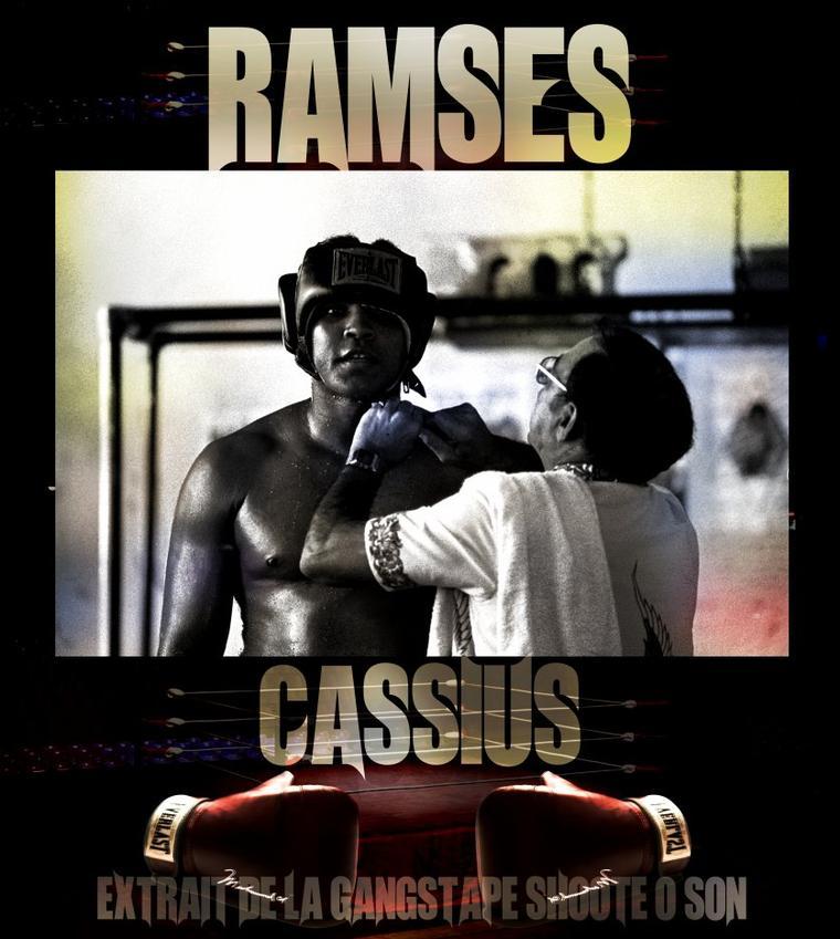 GANGSTAPE Shooté O Son S.O.S / Cassius (2012)