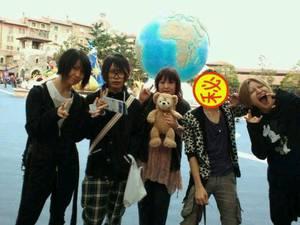 Images de Shou , Hiroto , Reita , Ruki ,An Cafe , Miku et Yuuki. + liens de vidéos de l'Euro de kanon x kanon et j-melo de the GazetE.