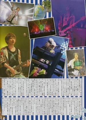 News ( enfin pas vraiment --') sur An Cafe, Alice Nine, Golden  Bomber, Kiryuuin Shou & Killerpilze !