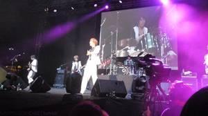 Alice Nine : Images du Sundown Festival 2012 + Goden Bomber : Dance My Generation Preview