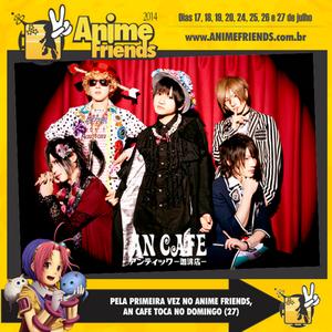 """""""News"""" sur Alice Nine, An Cafe, ViViD et the GazettE."""