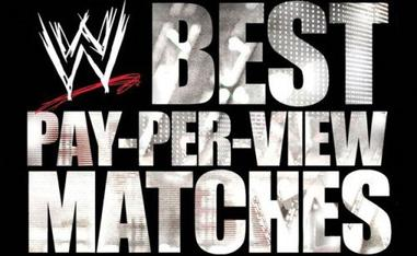 Best WWE PPV Match on the History 1ere émission
