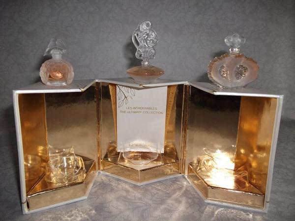 ✿ Lalique  - LES INTROUVABLES - coffret ✿