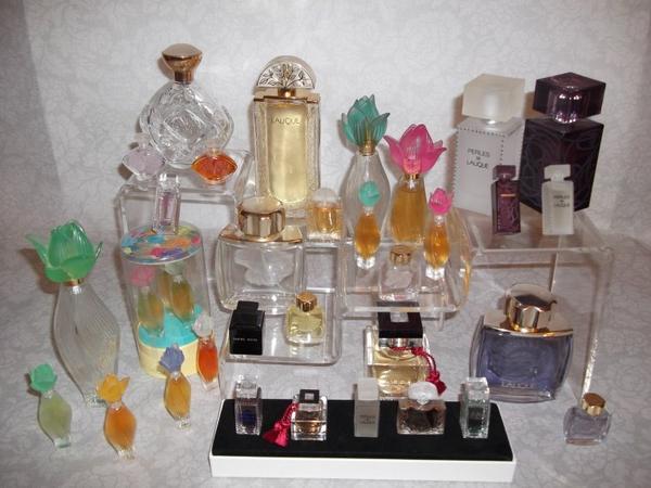 ✿ Lalique - diverses fragrances ✿