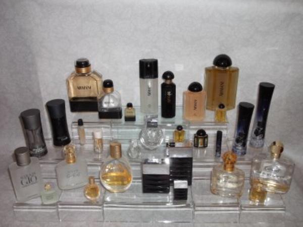 ✿  Armani Giorgio - ses parfums ✿