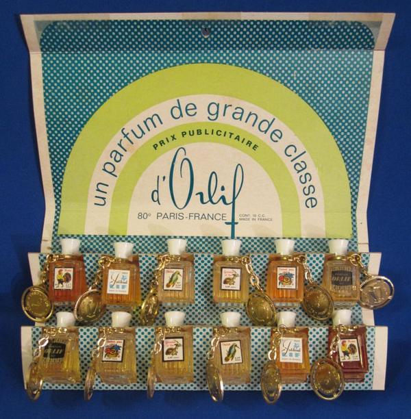✿ D'Orlif - présentoir de minis avec porte-clés ✿