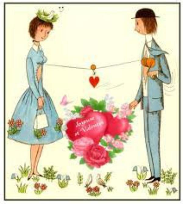♥   ✿   ♥  Bonne St-Valentin  ♥  ✿  ♥