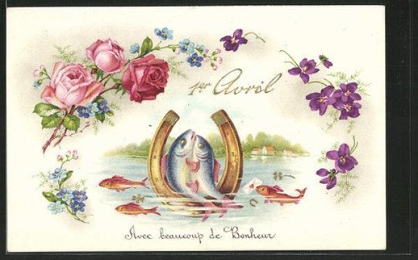 ♥ Joyeux 1er avril mes Ami(e)s ♥