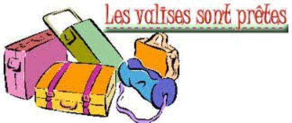 !!!!! VIVE LES VACANCES  !!!!!