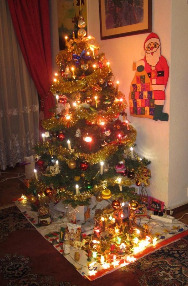 Le Père Noël est-il passé chez vous ?