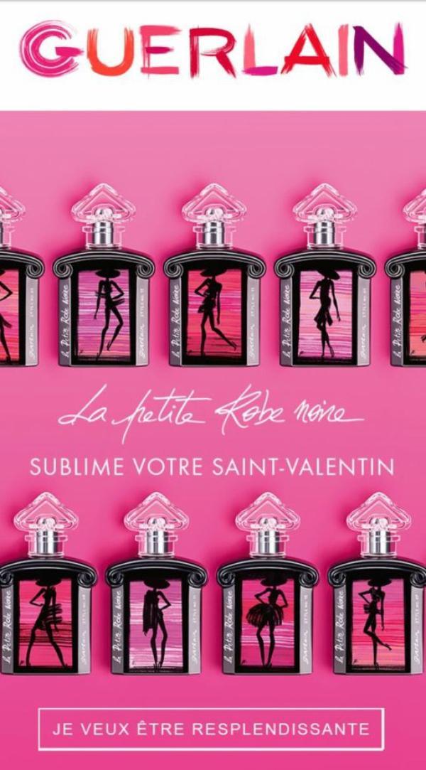 ✿ Guerlain - LA PETITE ROBE NOIRE - édition limitée N° 10 ✿
