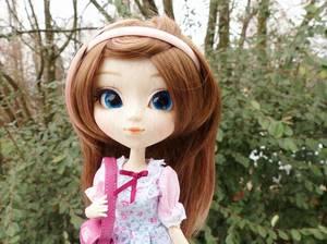 """""""La meilleure façon de faire fondre la neige, c'est d'y mettre du sel"""" - Haruka"""