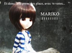 MARIKO - DEUX ANS