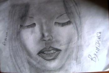 Portrait de Rihanna