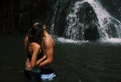 « Je veux être ton dernier amour (...) Je veux juste être ton dernier amour. »