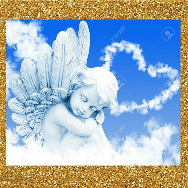 Ange au ciel