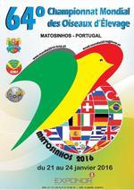 64ème CHAMPIONNAT MONDIAL COM 2016 – MATOSINHOS