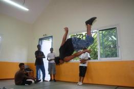 Ma nouvelle passion: le breakdance!!!