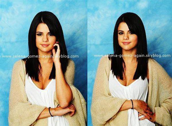 2 photos d'un photoshoot résecent de Selena. Je ne sais pas encore d'où il provient et je n'ai pas toutes les photos pour l'instant. Qu'en pensez-vous? Je trouve que c'est pas mal, c'est un petit TOP.