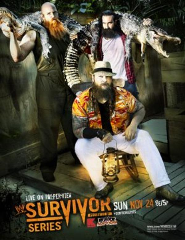 TONIGHT PPV SURVIVOR SERIES 2013 AT TD GARDEN, BOSTON, MASSACHUSETTS