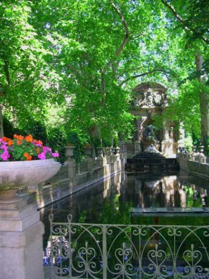 Jardin du Luxembourg, jardin des époques!