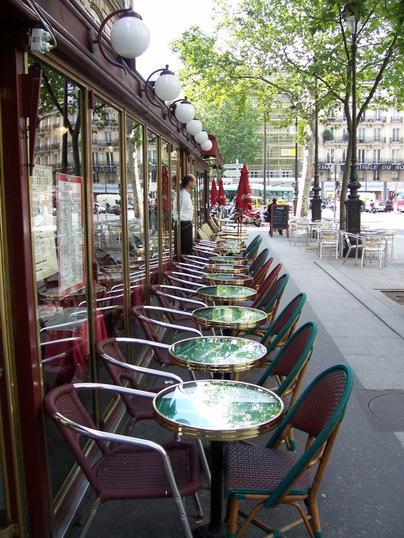Dans les rues du vieux Paris