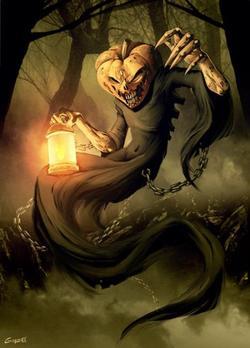 31 octobre : All Hallows Eve.