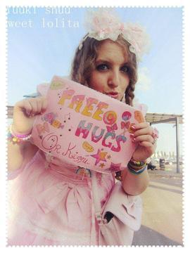 Yuuki en Sweet Lolita ~ Oh yeaaah !