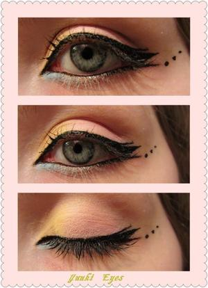 Mon make up !