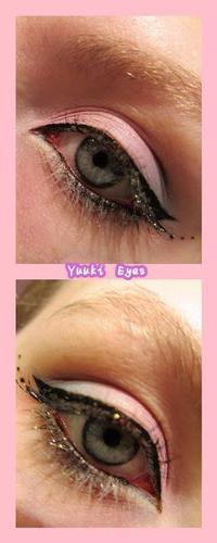 Mon make up !