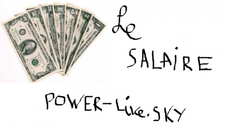 Salaire de la federation