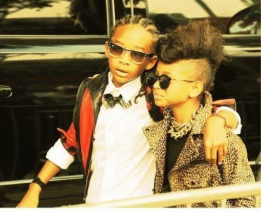 Les Enfants Swag!!