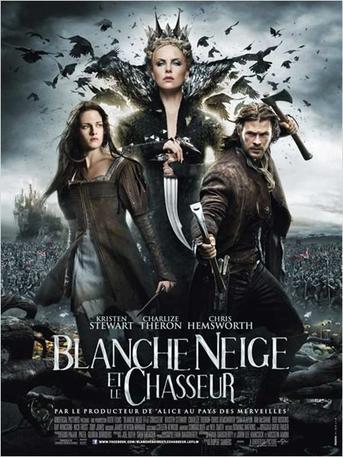 Blanche-Neige et le chasseur