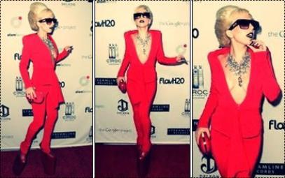 Apparition ; Hier soir au dîner ATOM Factory, Los Angeles organisé par les VMA.