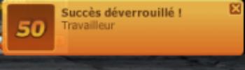 UP Métier Bijoutier lvl 50