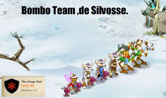 La Bombo team est de nouveau réveillé sur le serveur Silvosse .
