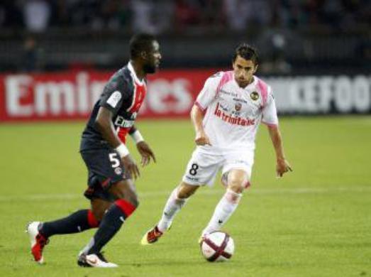 PSG -Lorient