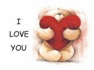 Je t'aime ♥♥