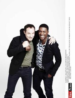 Photoshoop David Baiot et Gregory Questel !