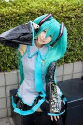 Vocaloid : Hatsune Miku partie 1