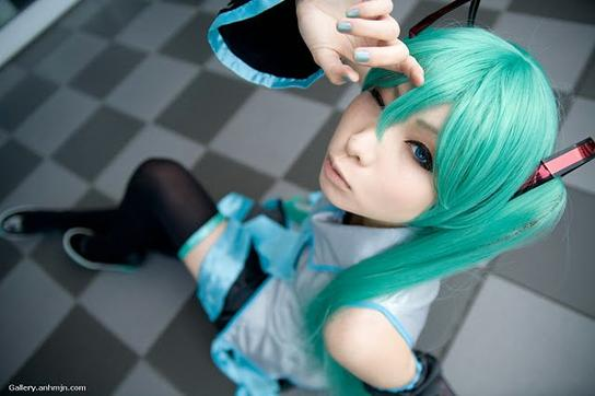 Vocaloid : Hatsune Miku partie 3