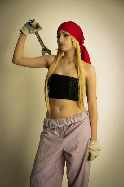 Fullmetal Alchemist: Winry Rockbell