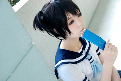 Black Rock Shooter : Mato Kuroi