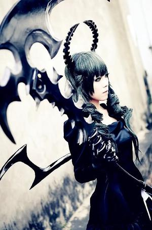 Black Rock Shooter : Dead Master