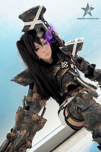 Black Rock Shooter : Insane Black Rock Shooter